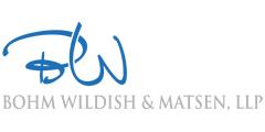 Bohm Wildish & Matsen – Family Law Group